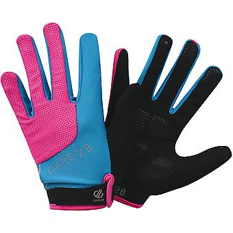 Dare 2B Womens Forcible Lightweight Stretchy Cycling Gloves