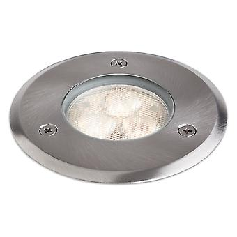 Firstlight - LED Outdoor Walkover Light Stainless Steel IP67 - 2337ST