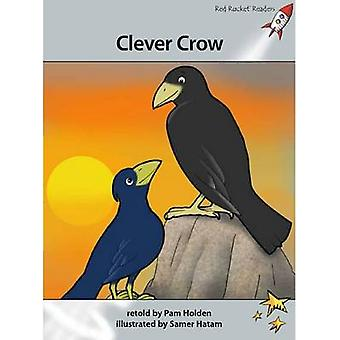 Clever Crow by Pam Holden - Samer Hatam - 9781927197349 Book