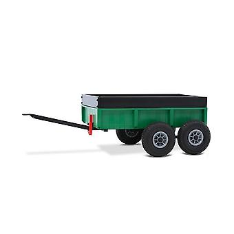 BERG Tandem Trailer XL Go Kart Accessory Green