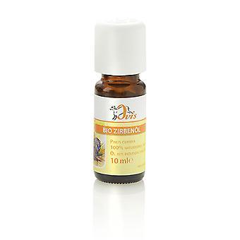 Hansen Bio Zirbenöl 100 % Naturreines Ätherisches Öl in Bio Qualität 10 ml