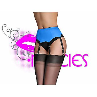 Nancies Lingerie Lycra 6 Suspender / Garter Belt for Stockings (NL2b)