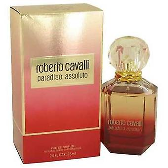 Roberto Cavalli Paradiso Assoluto By Roberto Cavalli Eau De Parfum Spray 2.5 Oz (women) V728-537140