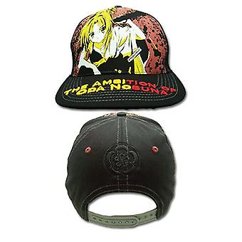 Baseball Cap - Ambition of Oda Nobuna - New Nobuna  Anime Licensed ge32324