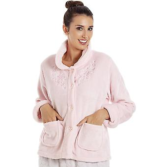 Camille LX67436 PINK BUTTON BED JCKT