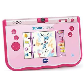 VTech Storio Max Rosa (baby's en kinderen, speelgoed, Multimedia en elektronica)