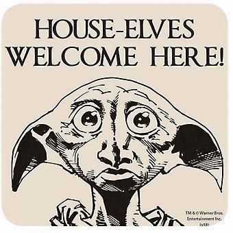 Casa Elfi Ufficiale Harry Potter Coaster