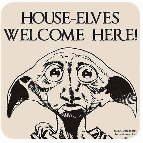 House Elves Official Harry Potter Coaster