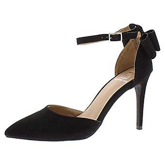 Materiaali tyttö naisten Pamer huomautti toe erityinen tilaisuus nilkka hihna sandaalit