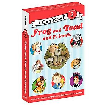 Frog and Toad and Friends Box Set by Jeff Brown - John Grogan - Cathe
