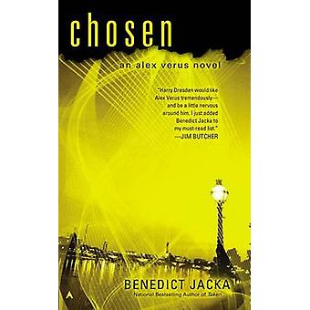 Chosen by Benedict Jacka - 9780425264928 Book