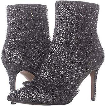 INC International Concepts Femmes Ignacia Faux Fur Pointed Toe Ankle Mode ...