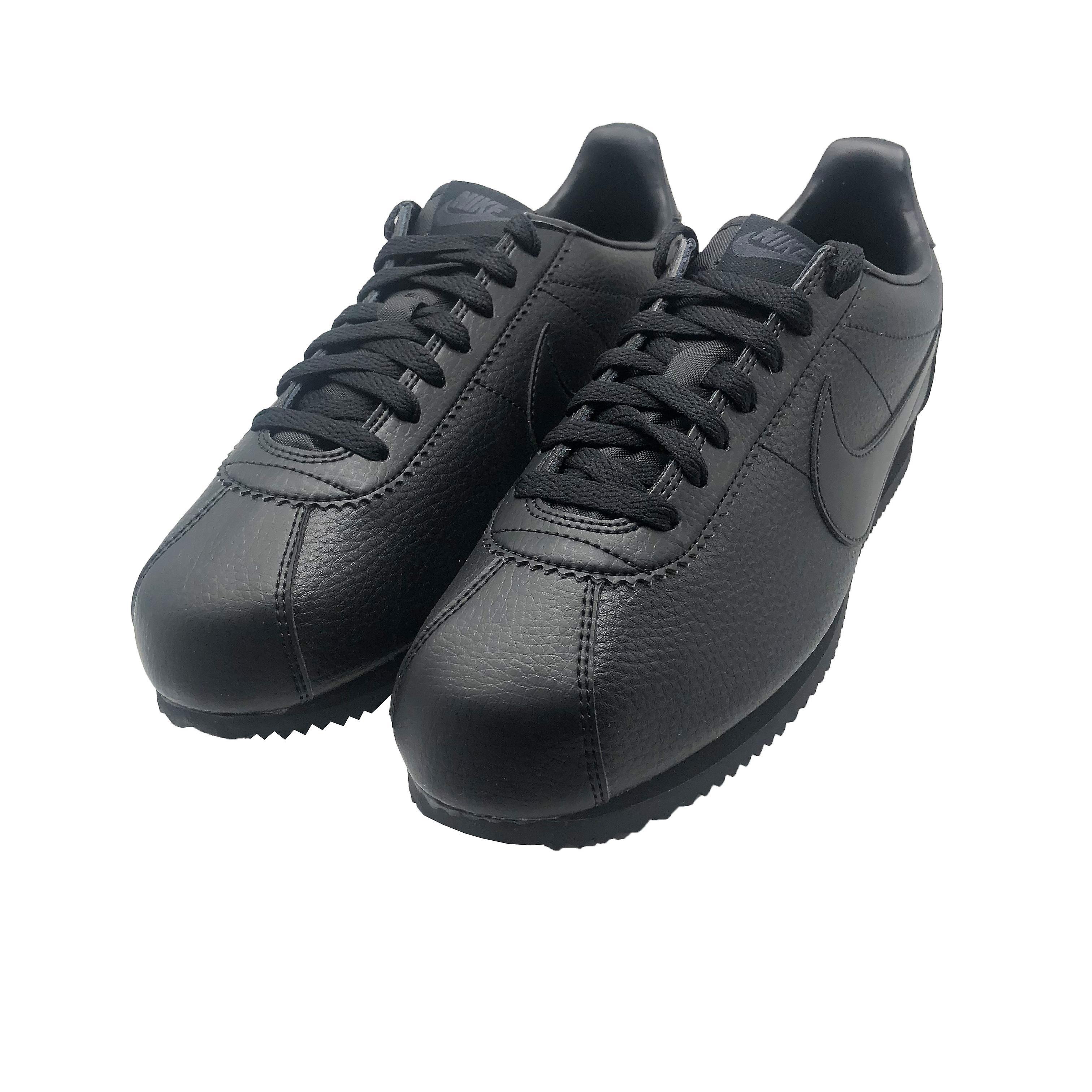 Nike Classic Cortez läder 749571 002 herr utbildare