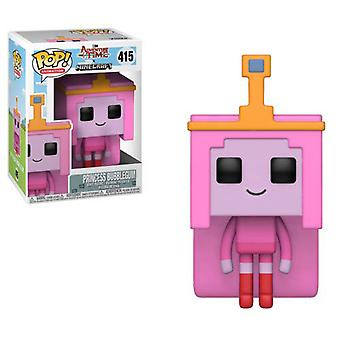 Adventure time x Minecraft prinses Bubblegum pop! Vinyl