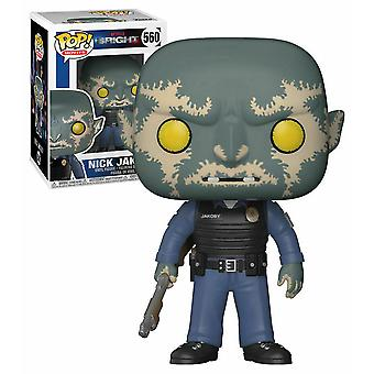 Bright Nick Jakoby Pop! Vinyl