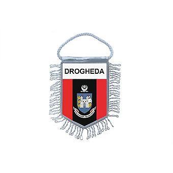 Vlag mini vlag land auto decoratie souvenir Blason Drogheda