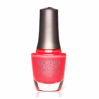 Morgan Taylor Dont Worry Be Brilliant Luxury Smooth Long Lasting Nail Polish