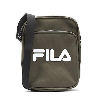 Fila Prez dammiga oliv/vit Cross Body Bag