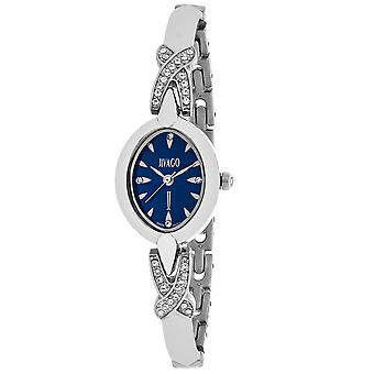 Jivago Women's Via Blue Dial Watch - JV3611