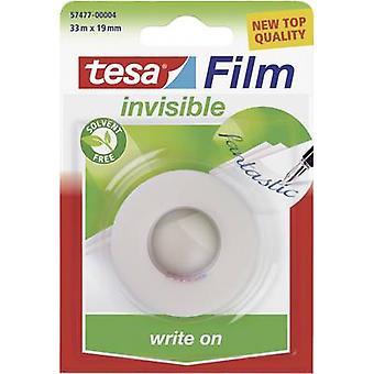 Tesafilm® usynlig 33 m x 19 mm
