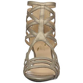AEROSOLES acclamazione in pelle Open Toe formale Sandali Strappy delle donne