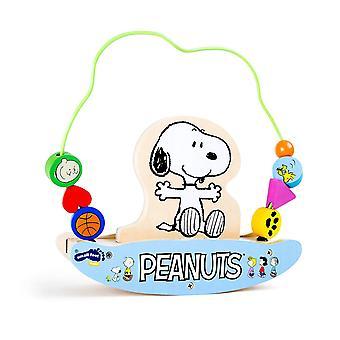 Small Foot Design 4347 Peanuts Motor Skills Training Loop Toy