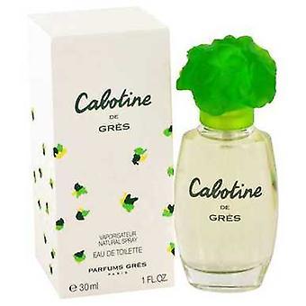 Cabotine By Parfums Gres Eau De Toilette Spray 1 Oz (women) V728-412682