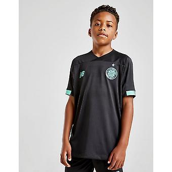 Nieuwe nieuwe Balance jongens ' Celtic FC 2019 Home keeper shirt zwart