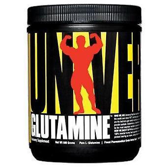 Universal Nutrition Glutamine Powder Unflavored