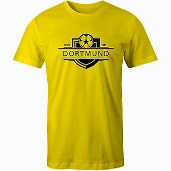 Borussia Dortmund 1909 Istituita Badge Bambini Calcio T-Shirt