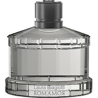 Laura Biagiotti Romamor Uomo Eau de Toilette Spray 125ml