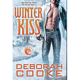 Winter Kiss A Dragonfire Novel by Cooke & Deborah