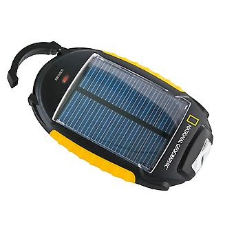 CHARGEUR solaire NATIONAL GEOGRAPHIC 4-en-1