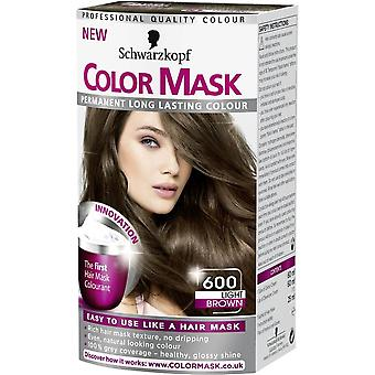Schwarzkopf 3 X Schwarzkopf Color Mask - Golden Brown 550