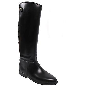 QHP d'équitation, bottes noir adulte Goma (chevaux, cavalier équipement, vêtements, chaussures)