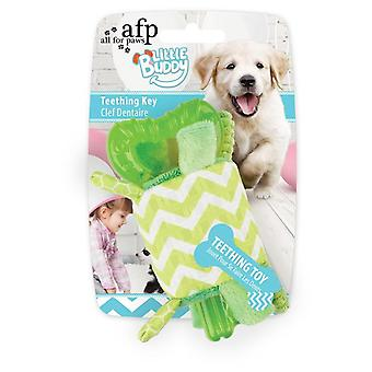 AFP Juguete Cachorro Little Buddy  Llave (Dogs , Toys & Sport , Chew Toys)