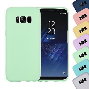 TPU-skal för Samsung Galaxy S8 plus