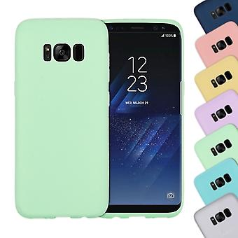 TPU shell til Samsung Galaxy S8 plus