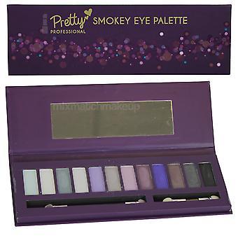 Pretty Professional Eye Shadow Palette ~ Smokey