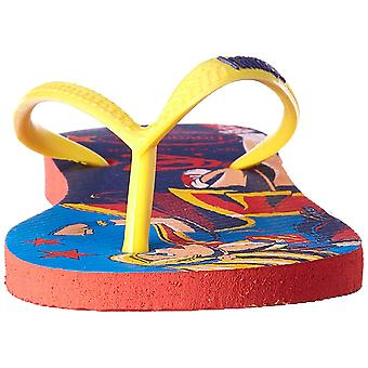 Havaianas Womens Looney Tunes Sylvester Open Toe Beach