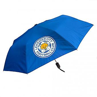 Leicester City Compact Golf Umbrella