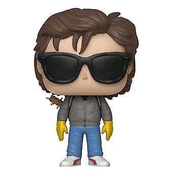 Coisas estranhas Steve com óculos de sol pop! Vinil
