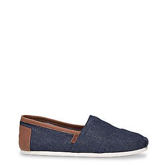 TOMS Original Men Spring/Summer Slip-on - Blue Color 41016