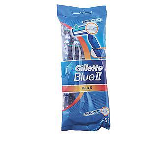 Gillette Blue ii plus cuchilla Afeitar Desechable 5 UDS pentru barbati