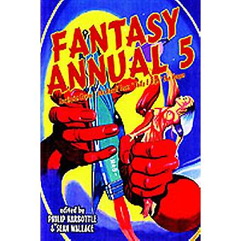 Fantasy Annual 5 by Harbottle & Philip