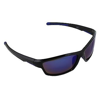 Men's Sunglasses and Sunglasses Women's Polaroid Sport - Blue Reflective with Free brillenkokerS371_6