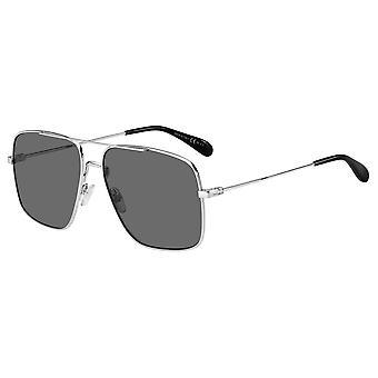 Givenchy GV7119/S 010/M9 Palladium/Polarised Grey Sunglasses