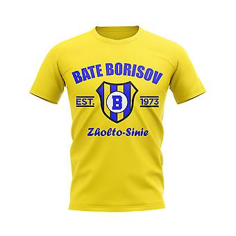 Bate Borisov Established Football T-Shirt (Yellow)