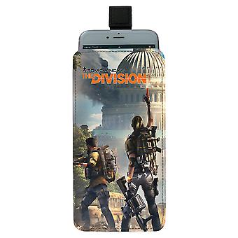 Tom Clancy's The Division Pull-up Mobile Bag
