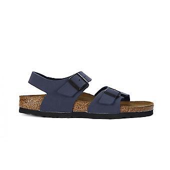 Birkenstock Nueva York Nubuck 087773W universal verano zapatos de mujer